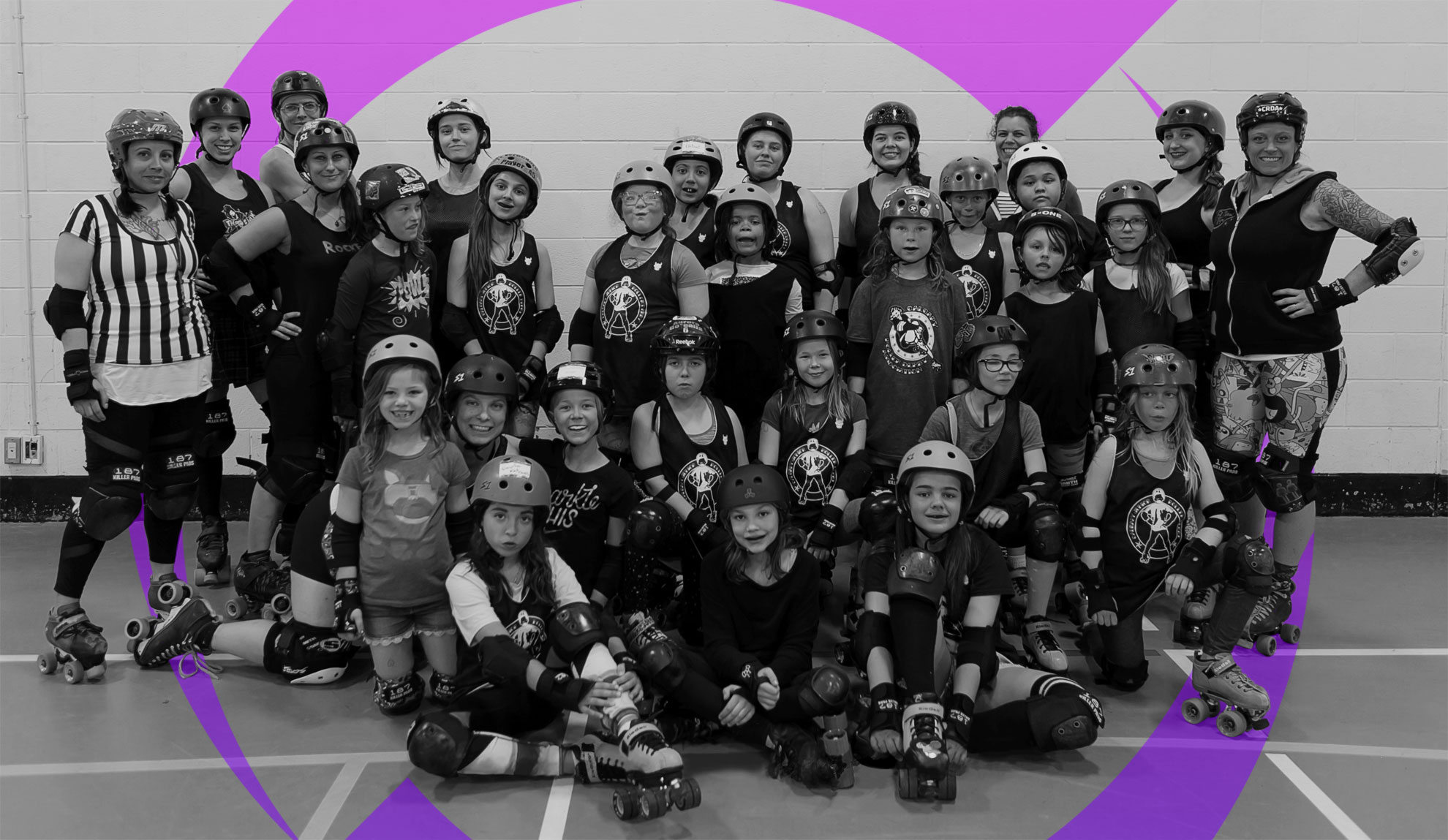 Calgary Roller Derby Juniors